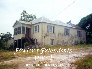 photo of Friendship Great House
